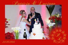 Embrafoto Foto Lembrança: Foto Lembrança Casamento Patricia & Luciano