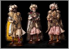 Three Wise Men, China Dolls, Silent Night, Epiphany, Doll Head, Mother And Child, Rey, Wonderful Time, Nativity