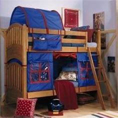 Bunk Bed Tent
