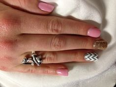 Perfect spring nails! Done by Nails 2000, Nacogdoches Texas
