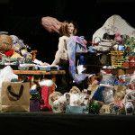 Sea Beast Puppet Company At The Elastic Arts Foundation | #LoganSquarist #LoganSquare