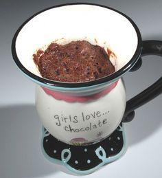 the five minute choc cake :) @Amber Hood