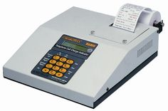 This telephone billing machine with inbuilt printer provides a 60 days audit report of dialled calls with accurate information.