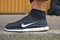 Nike Free 5.0 Flyknit sneakers #menswear #fashion #streetwear