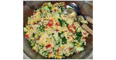 Bulgursalat, ein Rezept der Kategorie Vorspeisen/Salate. Mehr Thermomix ® Rezepte auf www.rezeptwelt.de