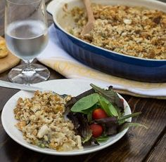 Our collection of Easy Chicken Casserole Recipes: 11 Recipes for Chicken and Stuffing Casserole includes all of the best chicken stuffing casserole recipes.