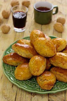 Cinco Quartos de Laranja: Broas de batata-doce com nozes
