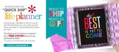 Erin Condren Design | Its always a good time to get personalized, stylized and organized! awesome planners!