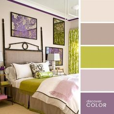 20 perfect color combinations for interior design / Everything for a woman Style At Home, Colour Pallete, Apartment Living, Decoration, Color Combinations, Gallery Wall, New Homes, Lounge, Room Decor