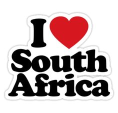 I Love South Africa by iheart I Am An African, Africa Flag, Africa Art, South African Dishes, Cape Town South Africa, Kwazulu Natal, Kruger National Park, Album, My Land