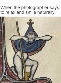 #medievalmemes #revivalclothing #medieval #medievalhumor Medieval Memes, Revival Clothing, Clothing Company, Disney Characters, Fictional Characters, Funny, Clothes, Art, Outfits