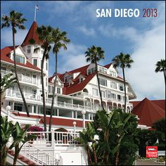 San Diego Wall Calendar: San Diego began as a remote Spanish mission and later became home to a number of important military bases. With year-round sunshine, this city has become a haven for retirees.  $14.99  http://calendars.com/San-Diego/San-Diego-2013-Wall-Calendar/prod201300004684/?categoryId=cat00837=cat00837#