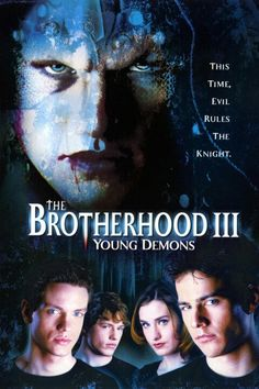 The Brotherhood III - Young Demons Is An American/Canadian Thriller Horror Film That Is 82 Minutes Long And Was Shot In Winnipeg, Manitoba, Canada And Is Also… Best Horror Movies, Horror Films, Scary Movies, Horror Stories, Demon Videos, Sean Faris, World Music Awards, Me Against The World, Disney World Christmas