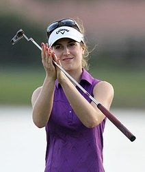 A collection of photos of LPGA star Sandra Gal, the winner of GolfDigest.com's Hottest Golfer Contest Check out the entire bracket > | Photos: Round-by-round results >