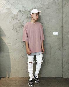 street wear fashion men