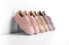 """Adidas x Oyster Holdings """"Pigskin"""" Samoa Pack Available Tonight At Midnight 9PM/PST 12AM/EST"""