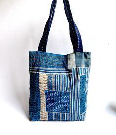 Rutttstudio - Indigo Tote Bag