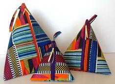 Tutorial: Pyramid Bag - PURSES, BAGS, WALLETS