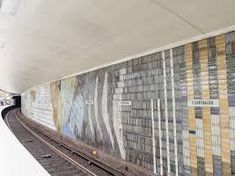 metro art stockholm - Google Search Stockholm Metro, Blinds, Google Search, Home Decor, Art, Art Background, Decoration Home, Room Decor, Shades Blinds