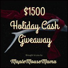 $1500 Holiday Cash G