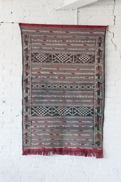 One of our Kilim Rug