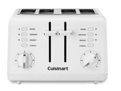 cool Cuisinart CPT-142 Compact 4-Slice Toaster