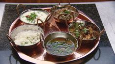 MasterChef - South Indian Thali - Recipe By: Loki Madireddi - Contestant