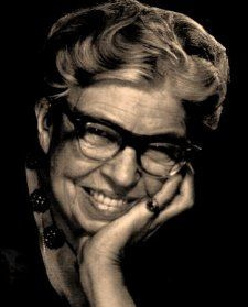 Eleanor Roosevelt, what a great pic, love that she is smiling.
