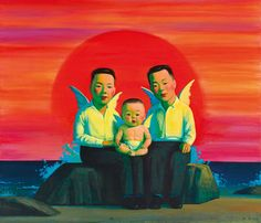 The Happy Family - Liu Ye