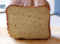 Low carb food - The best low carb bread machine recipe ever!
