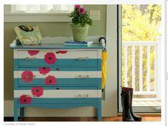 Dresser for a girls room
