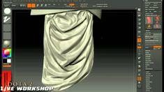Dota2 - Phantom Lancer: Zbrushing Belts / Loin Cloth