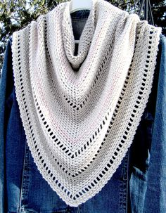 Serenity Tri-Scarf Crescent Shawl, Cowls, Serenity, Scarves, Fashion Accessories, Wraps, Crochet, Scarfs, Crochet Crop Top