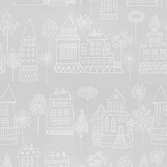 Kaspar by Sandberg - Grey - Wallpaper : Wallpaper Direct Grey Wallpaper, Print Wallpaper, Pattern Wallpaper, Turquoise Wallpaper, Motif Tropical, Stoff Design, Boutique Deco, Contemporary Wallpaper, Backgrounds