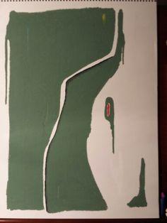 """18""""x24"""" oil pastel ... Jeff Thomson 2013"""