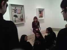 """HenArte & TIC's: Preparando la """"mirada"""" para ir a un museo...""""Visit..."""