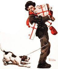 American Mirror - The Life and Art of Norman Rockwell, by Deborah Solomon. New York Times Sunday Book Review http://www.nytimes.com/2013/12/22/books/review/american-mirror-the-life-and-art-of-norman-rockwell-by-deborah-solomon.html