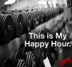 this is my happy hour. small choices = big rewards!