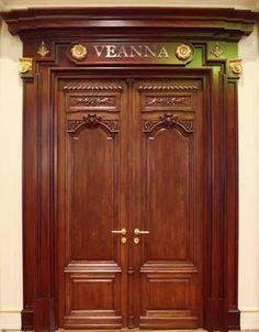 Super Old Door Painting House 42 Ideas House Main Door, Main Entrance Door, Entrance Ideas, House Doors, Wooden Main Door Design, Double Door Design, Wooden Double Doors, Wooden Doors, Pooja Room Door Design