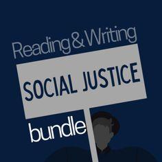Social Justice Nonfiction Reading Ebook & Worksheet Kaepernick, Police Brutality