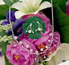 dancing crystal bridal rhinestone jewelry set