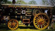Burrell showmans engine