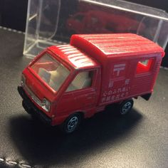 Takara Tomy Tomica 31 Suzuki Carry (Made In Japan), Games & Toys, Toys on Carousell