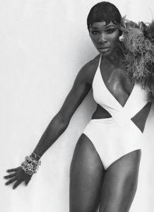 Modern day Josephine Baker - venussexywhite – Williams Sistahs