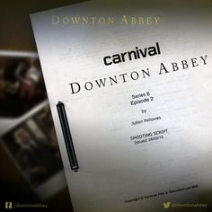 downtonabbey_official It's #DowntonNight! #Downton #DowntonAbbey #TheFinalSeries #Script #Episode2