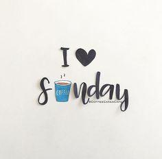 Sunday Coffee