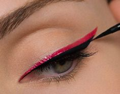 Pick the perfect eyeliner color for your look. Pick the perfect eyeliner color for your look. Double Eyeliner, Crayon Eyeliner, Waterproof Eyeliner Pencil, Perfect Eyeliner, Eyeliner Looks, How To Apply Eyeliner, Winged Eyeliner, Color Eyeliner, Makeup Eyes