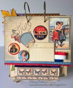 Sharon Callis Crafts: XYRON DESIGN TEAM FEATURING BASICALLY BARE