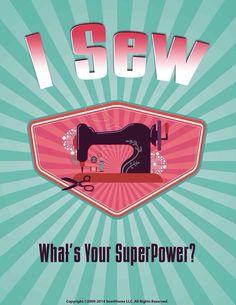 I Sew
