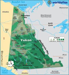 het Yukon territory in Noordwest Canada Yukon Canada, O Canada, Canada Travel, We Are The World, Countries Of The World, Apocalypse, Alaska, Travel, North West